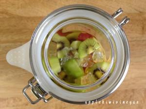 Applekiwivinegar