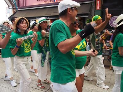 Sambaparade
