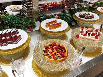 Strawberrysweetsbuffet