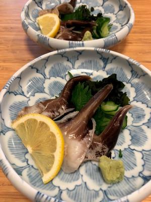 Torigaisashimi