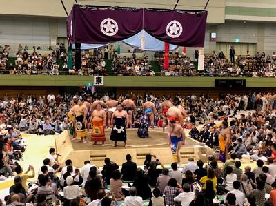 Osumokasugaibasho